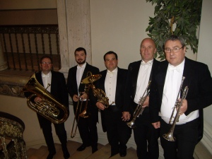 The Music for You Brass Quintet